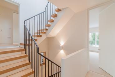 Bespoke staircase, Surbiton