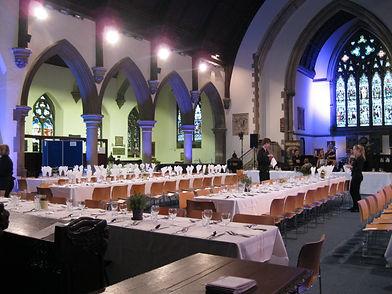 RHUC Kate Stew Dean wedding reception in