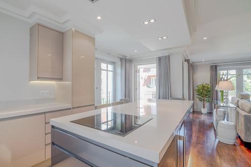 Apartment redesign, Twickenham