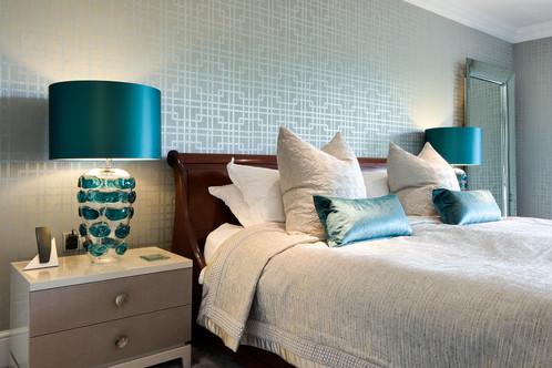 Bedroom redesign, Oxshott