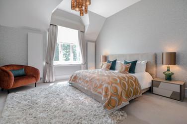 Bedroom redesign, Surbiton