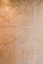 Gold foil tile detail, Surbiton
