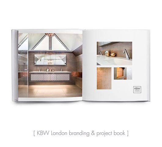 KBW London project book