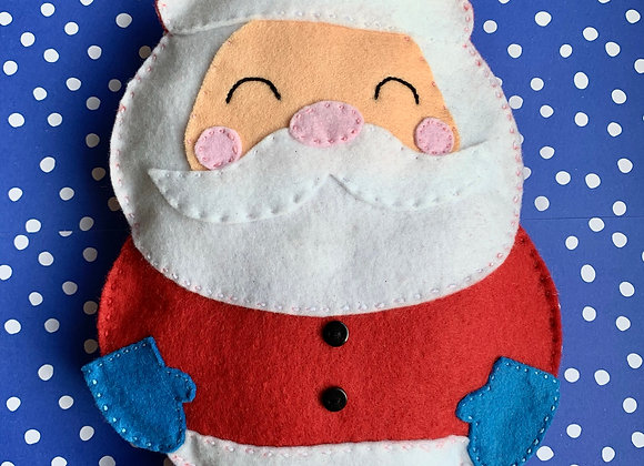 sew Father Christmas