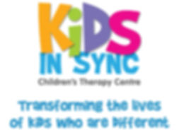 Kids in Sync Children's Therapy Centre Logo