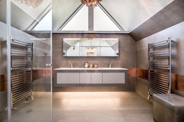 Bathroom redesign, Surbiton