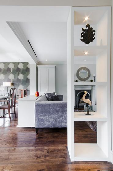 Bespoke cabinetry, Surbiton