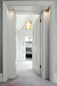 Feature doorway, Surbiton