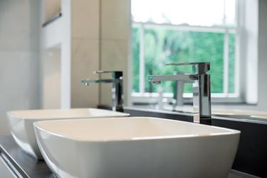 Bathroom detail, Oxshott