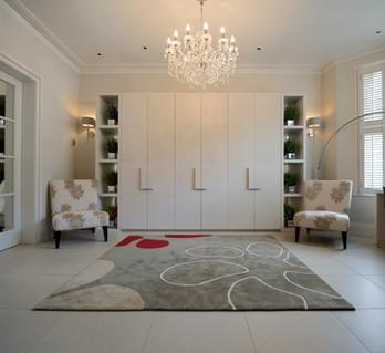 Bespoke cabinetry, Balham