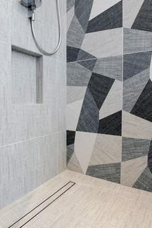 Shower detail, Surbiton