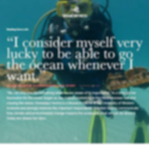 Ocean Witness Verena Big quote wide form
