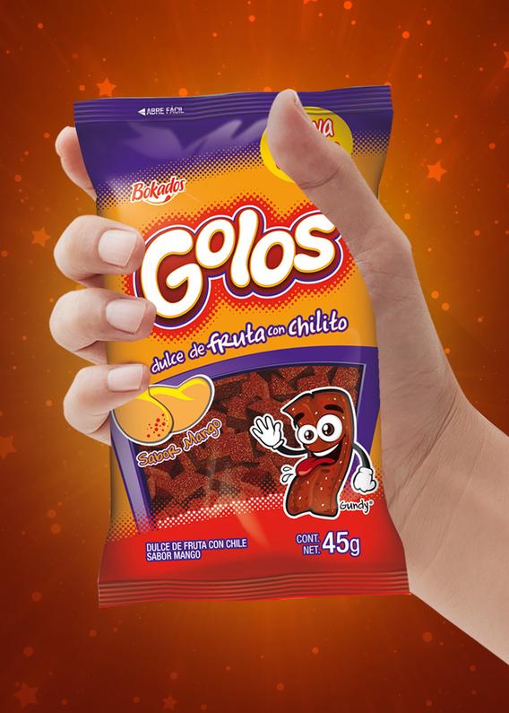 Golos Mango Incubo Branding