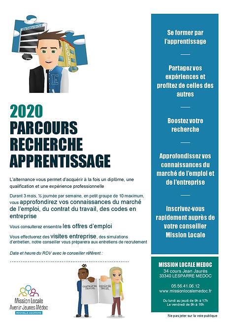 Flyer Parcours Recherche Apprentissage.j