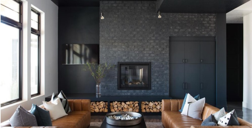 Friday Inspiration: TV Rooms