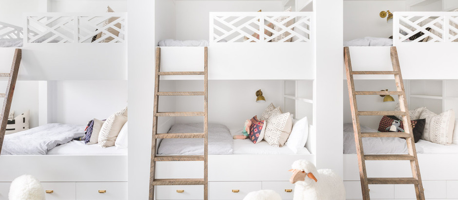 Friday Inspiration: Bunk Bedrooms