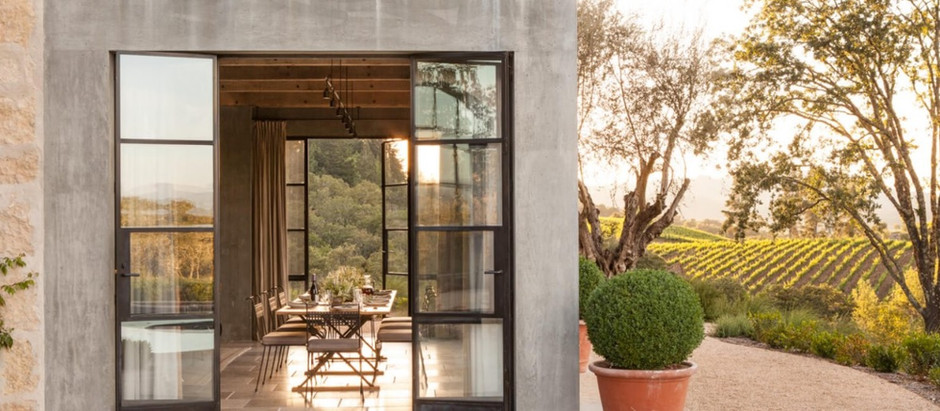 Sonoma Vineyard Home Tour of Your Dreams