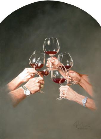Wine Cellar Toast