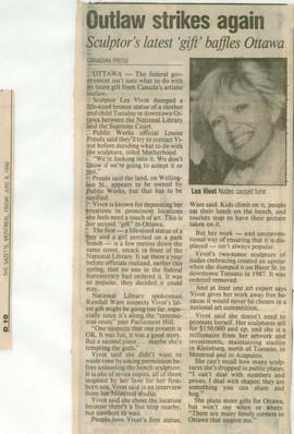 GAZETTE 1990