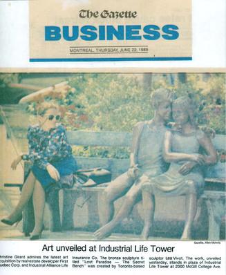 GAZETTE 1989