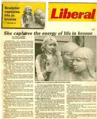 VAUGHAN LIBERAL 1984