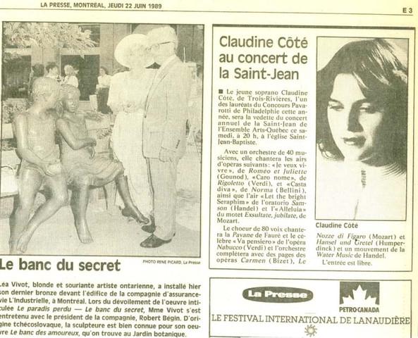 LA PRESS 1985
