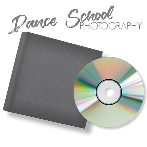 DANCE PACKAGE 1: CD &  Photobook Starting From