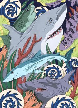 """Sharks"""