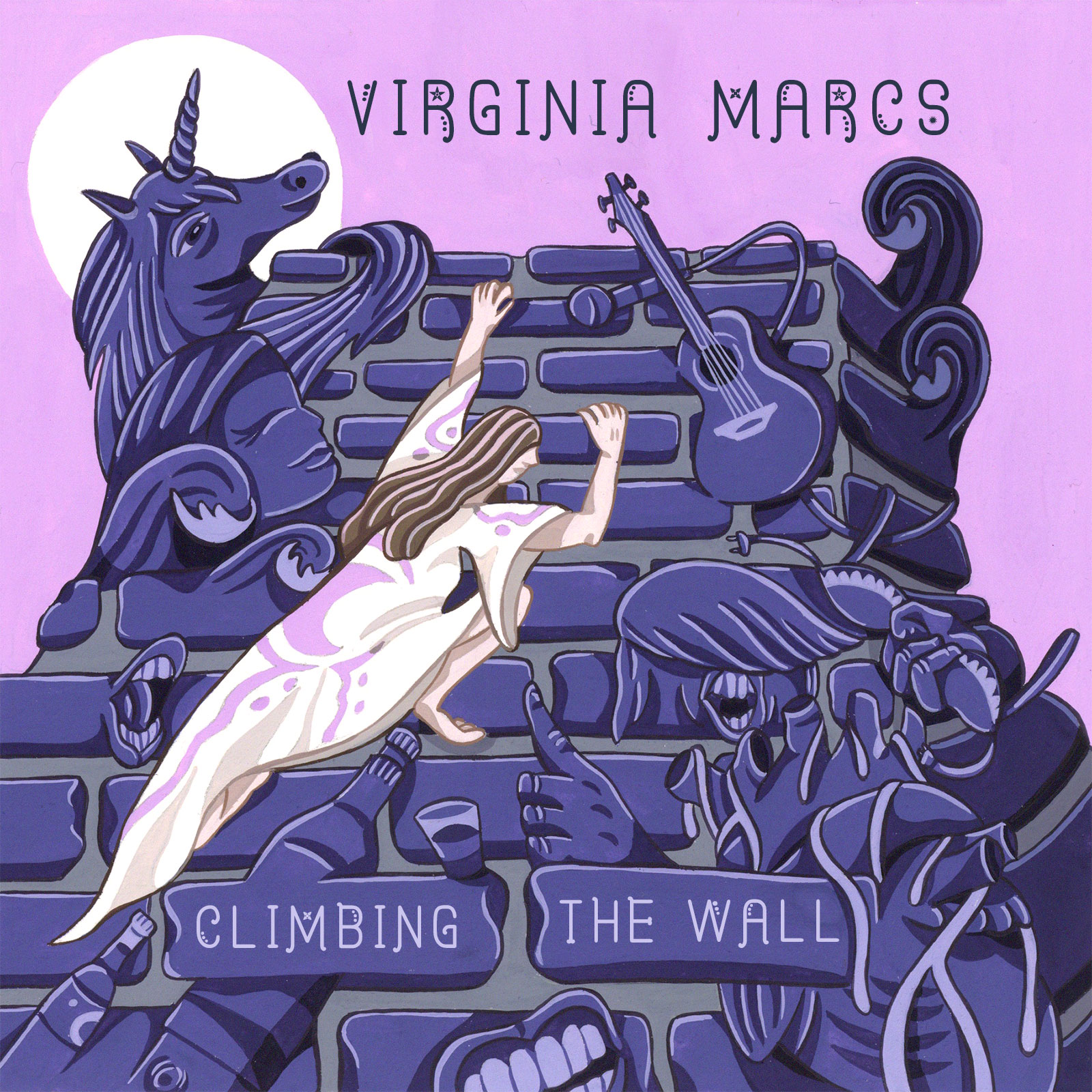 Album art for Virginia Marcs