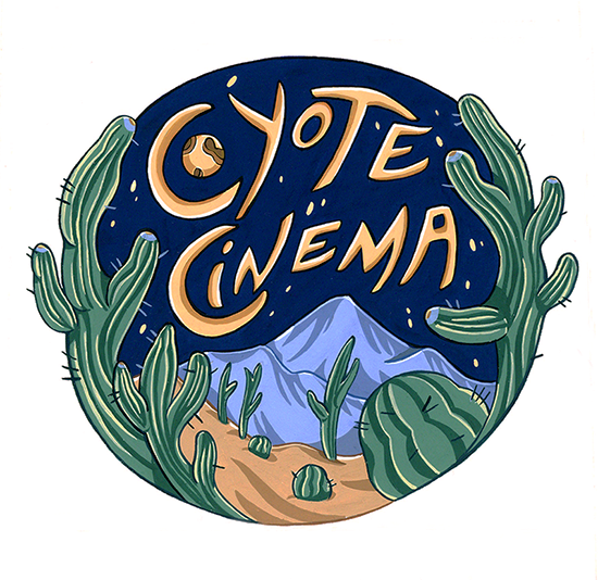 Logo for Coyote Cinema