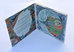Interior album art for Kyle Rogers