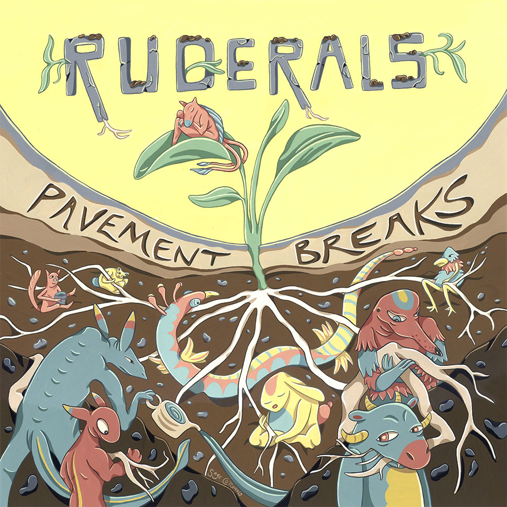 Album Art for Ruderals