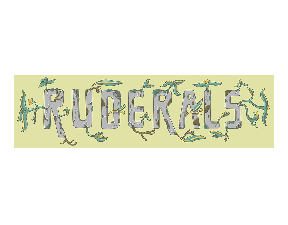 Sticker for Ruderals