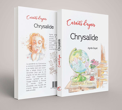 Livre Chrysalide