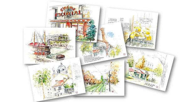 Cartes postales - Paris 13ème