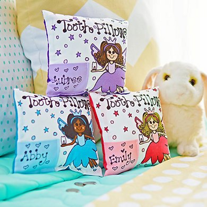 Petal Fairy Tooth Fairy Pillow