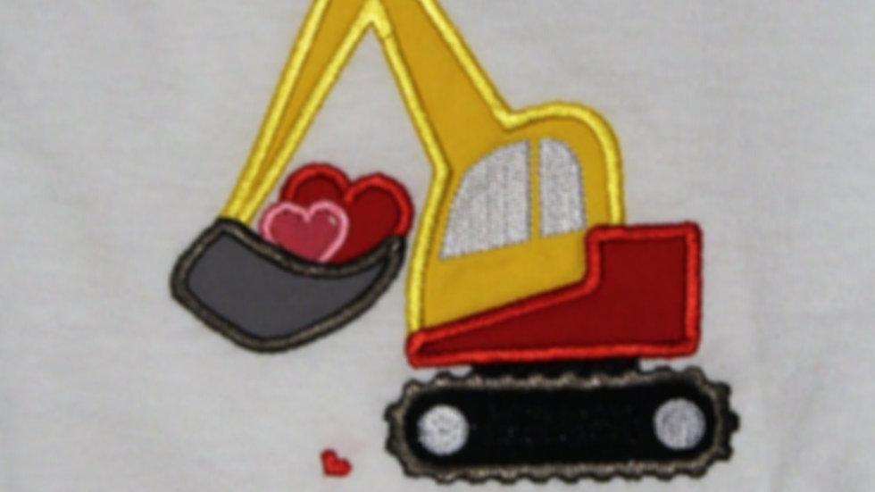 Boy I dig you Valentine, Valentine's Day shirt