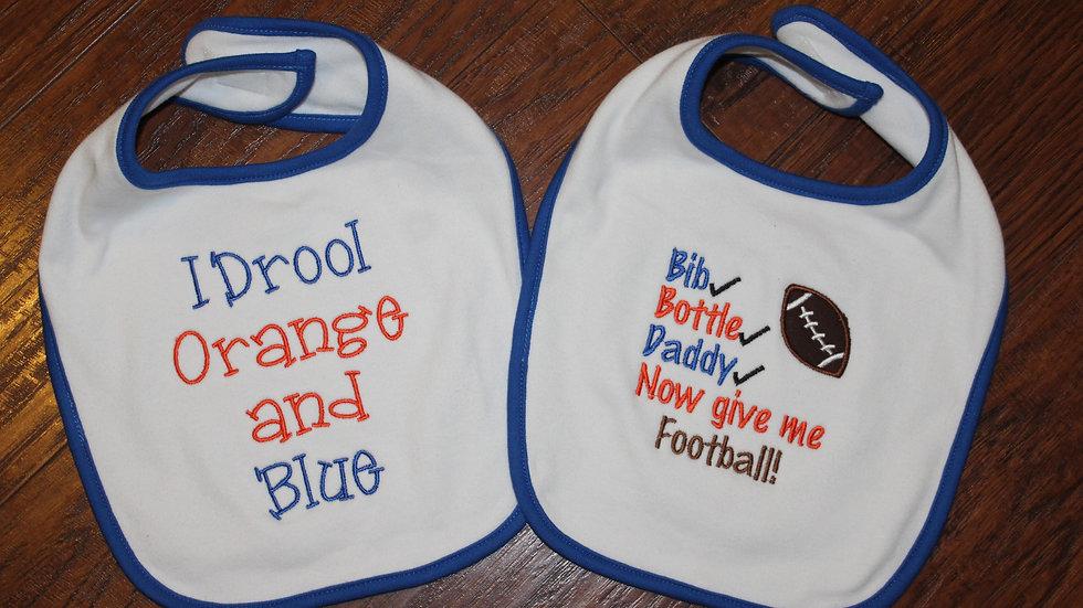 Baby bib gift set, baby boy gift, baby girl gift, baby bibs