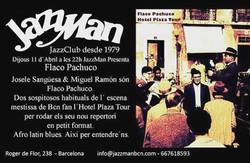 11 abril jazzman flaco pachuco