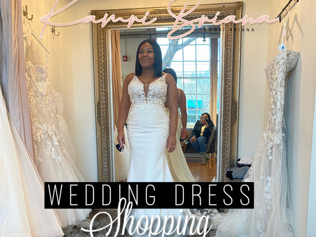 "I said ""YES"" to the dress!"