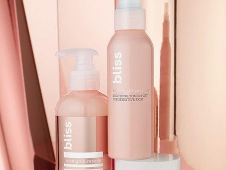 Bliss® Rose Gold Rescue™