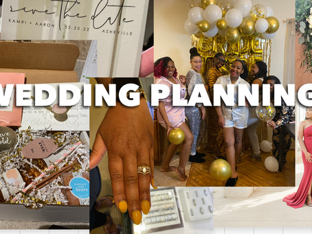 Wedding Planning Update