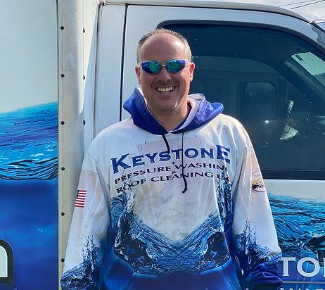 Keystone Pressure washing Pittsburgh PA