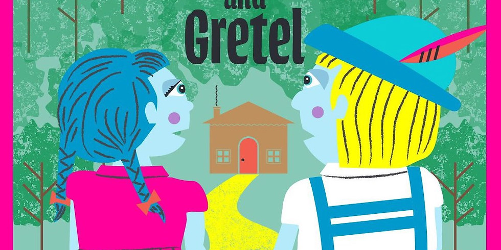 Hansel and Gretel - Pacific Opera Project