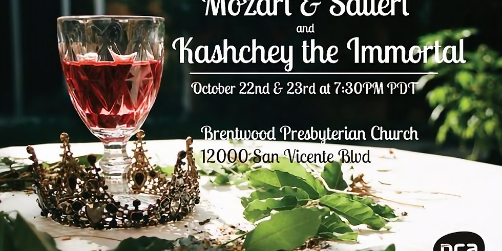 Kashchey the Immortal - Independent Opera Company