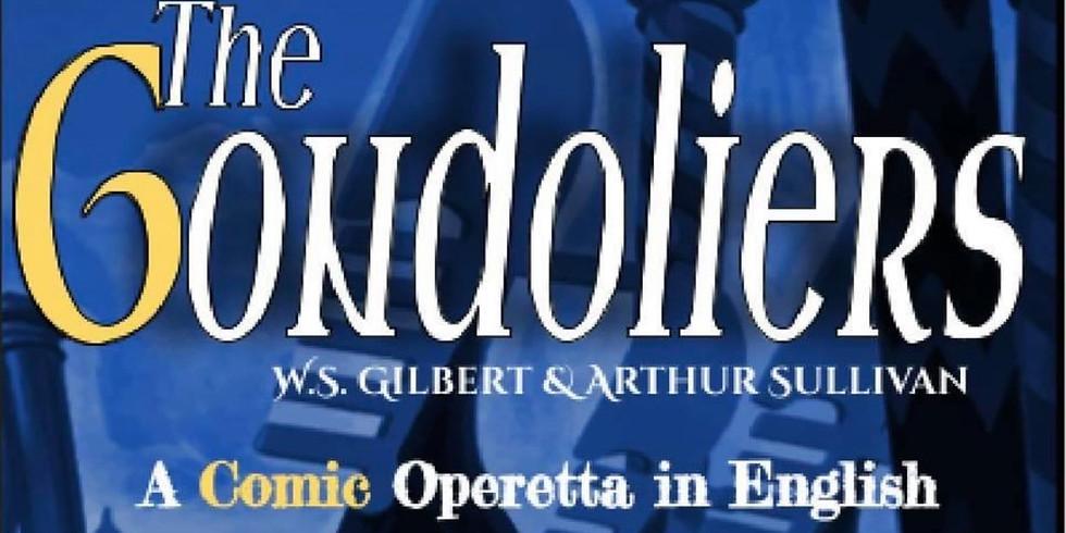 Gilbert and Sullivan's The Gondoliers - Landmark Opera