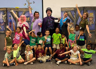 Tales of Hoffman outreach opera with Orange County Opera