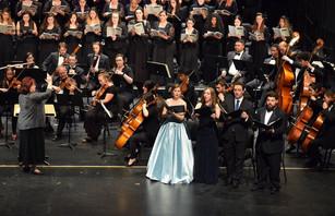 Haydn's Nelson Mass with California State University, Northridge