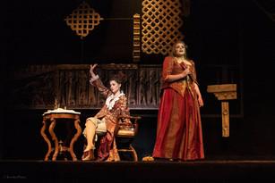CSUN Opera's Serse - as Atalanta
