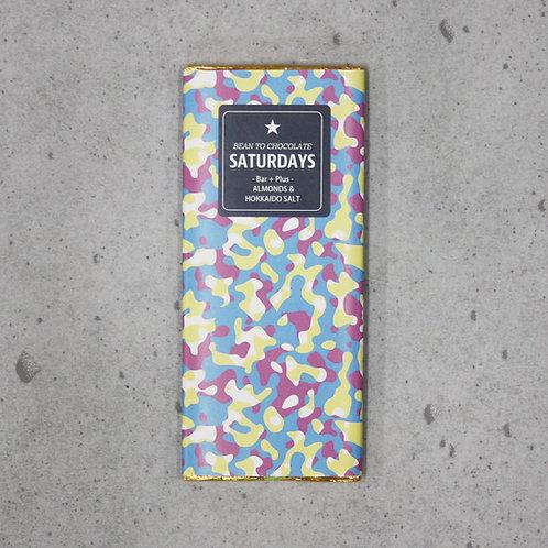 Almonds & Hokkaido Salt  - アーモンド&北海道ソルト-